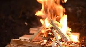 Comment faire du feu en pleine nature sauvage ?