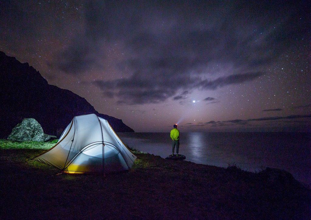 Comment ne pas attraper froid la nuit en montagne?
